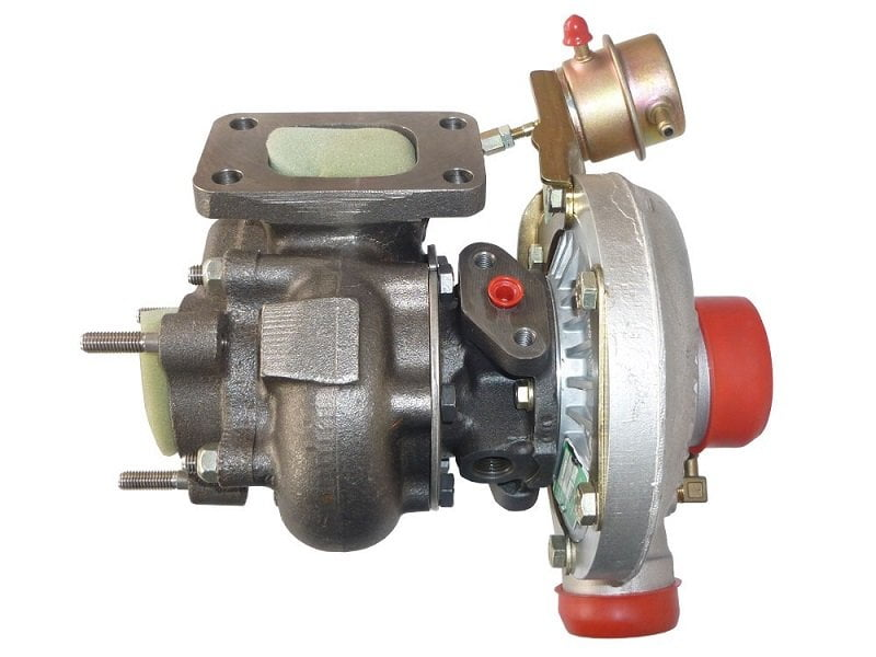 Turbocompressore 16v