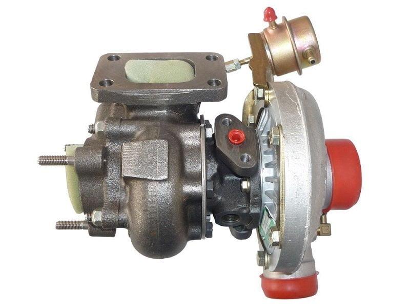Turbocharger 16v