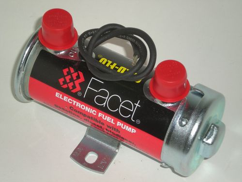 Pompa Benzina Elettrica (Flaminia 3C)