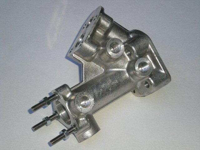 Body Front Circuit Cylinder For Brake Servo