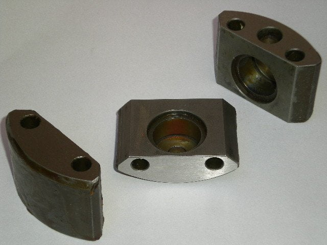 Block, Wheel Side Joint Spider