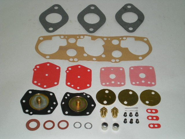 Kit Revisione Carburatore Solex C.35 P3/1-2