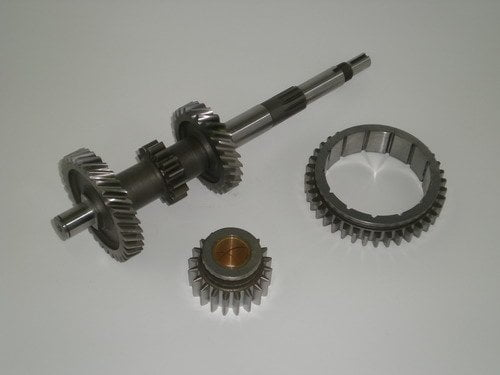 Kit Ingranaggi Cambio 1ª Velocità (Frizione 228 Mm)