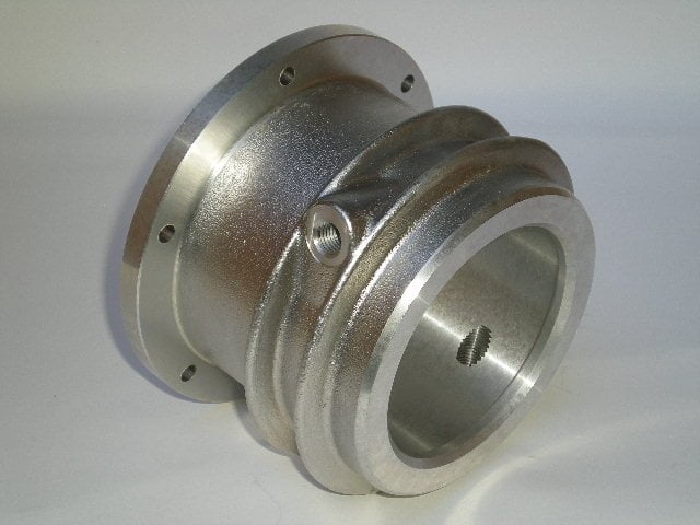 Differential Side Joint Casing, Holes 6 Mm