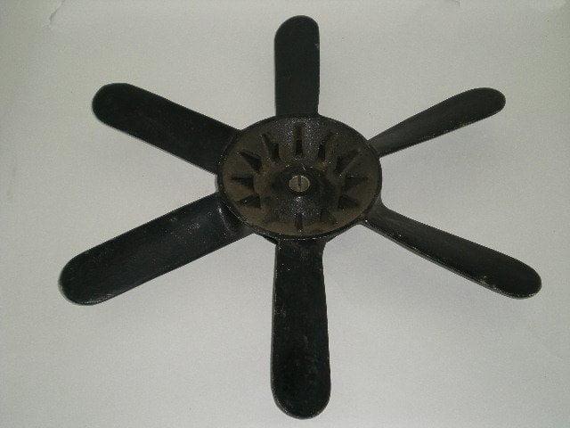 Ventola Raffreddamento Motore 6 Pale